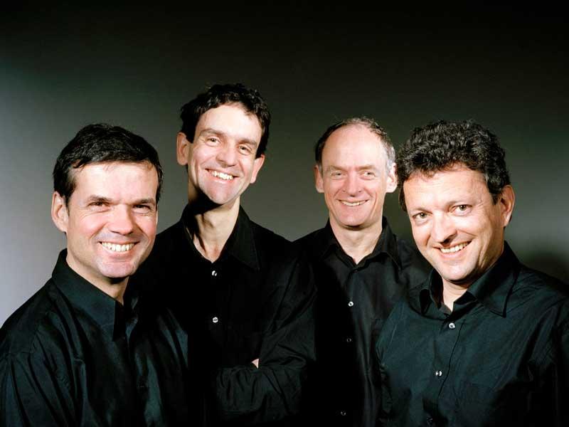 Le Quatuor Sine Nomine et François Guye à Marseille