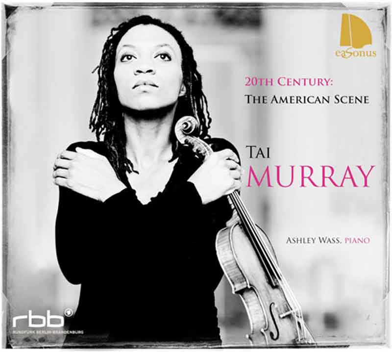 Le second CD de Tai MURRAY