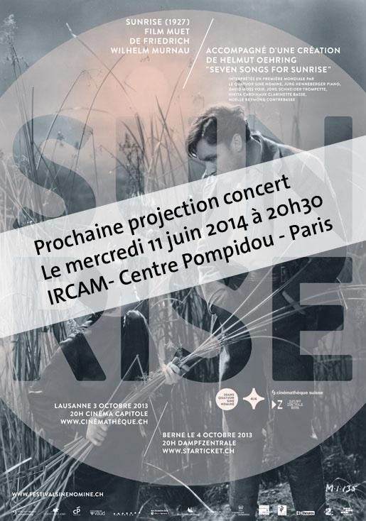 Sine Nomine à Centre Pompidou