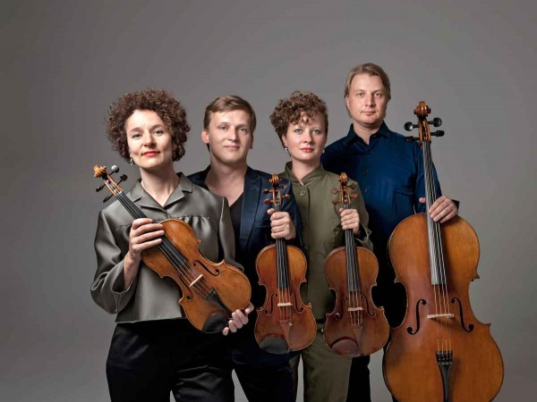 Le Quatuor Asasello à Radio France
