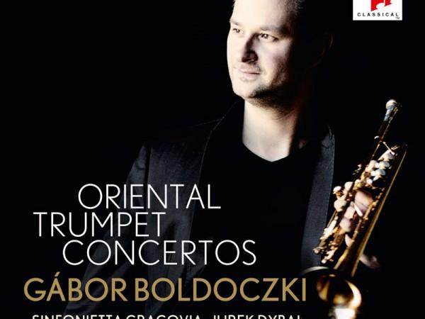 Gabor Boldoczki : Oriental Trumpet Concertos