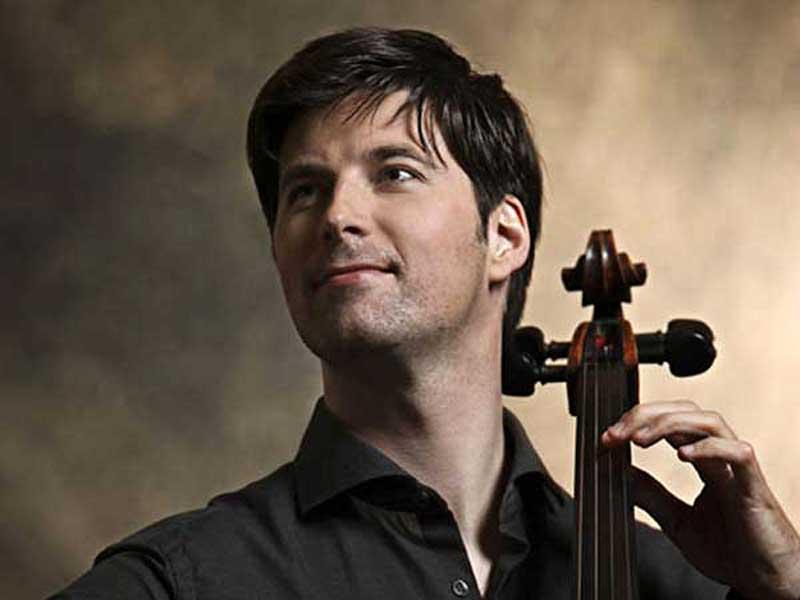 Daniel Müller-Schott, lundi 29 mars sur France Musique