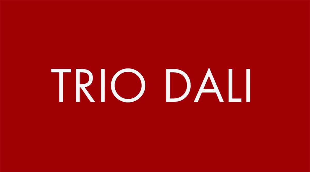 Trio Dali sur Vimeo