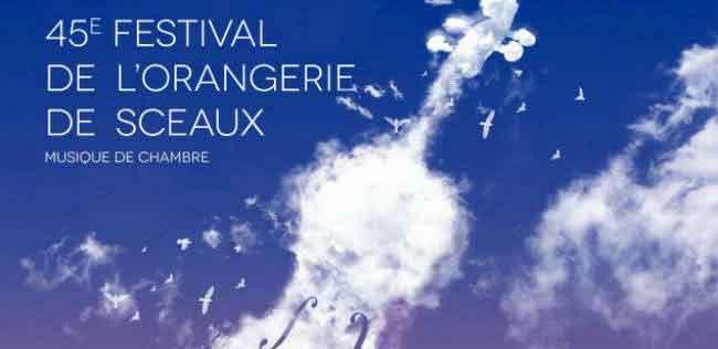45ème Festival de l'Orangerie de Sceaux