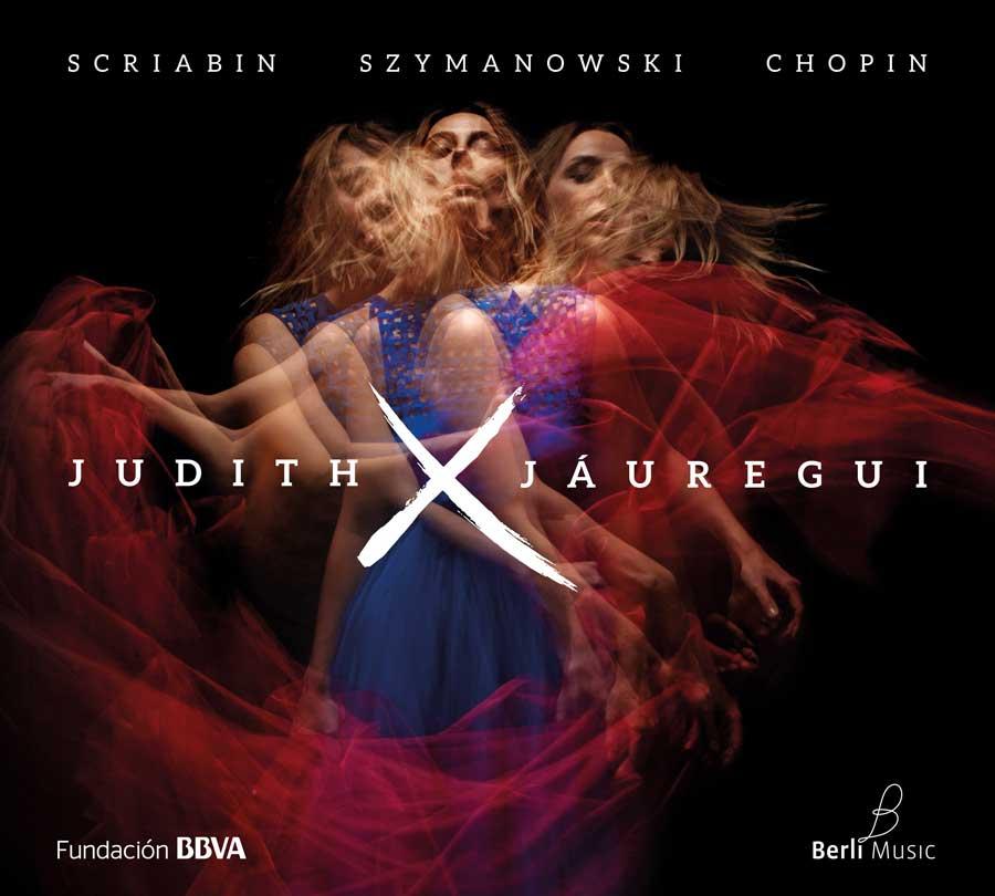 CD 'X' de Judith Jauregui