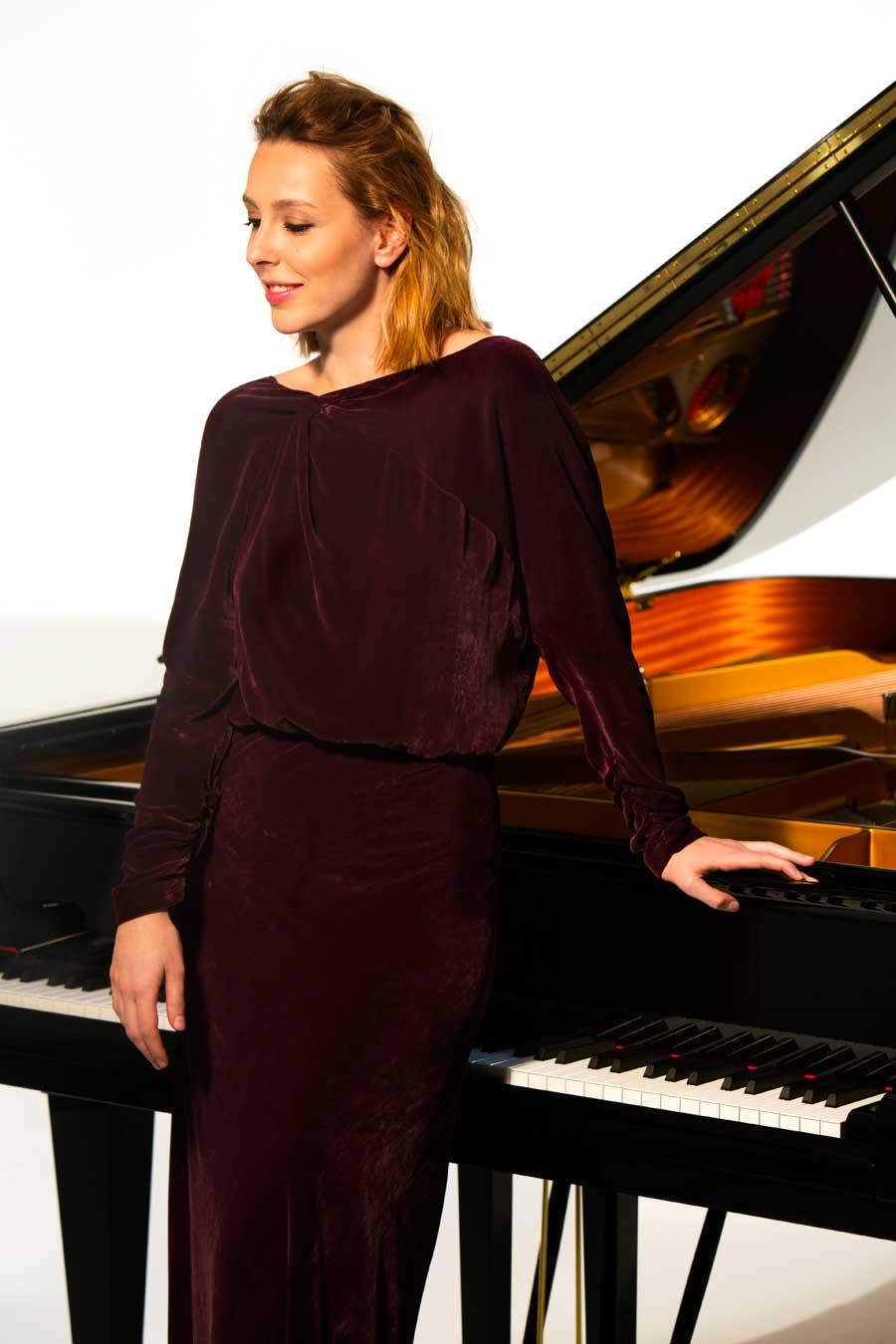 Judith Jáuregui au Lille Piano(s) Festival