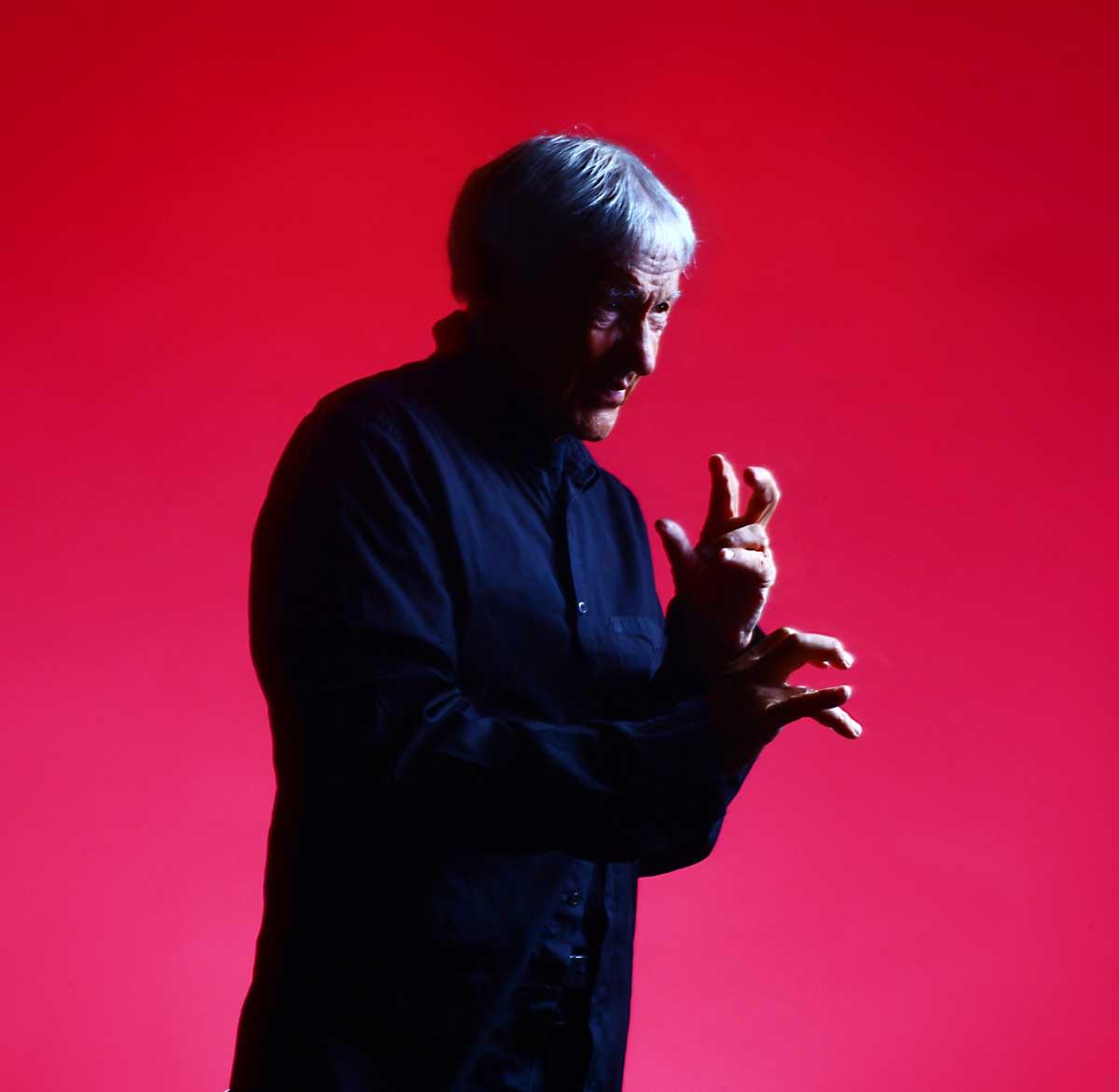 Michel Portal au Festival Sine Nomine à Lausanne