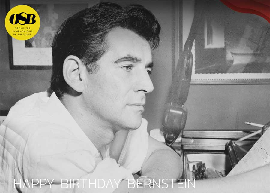 Happy Birthday Bernstein !