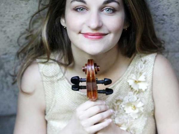 Alexandra Soumm soliste de l'Orchestre Régional de Cannes
